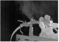 热像仪用于石油化工产业