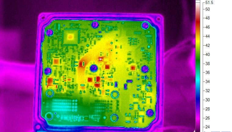 热像仪在自动化生产中的应用