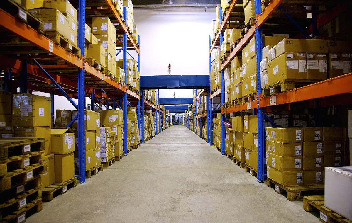 热像仪在仓储物流中的应用