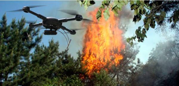 森林防火预警系统