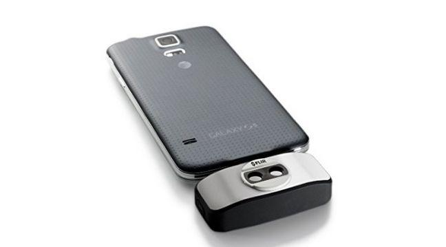 未来手机的热成像技术