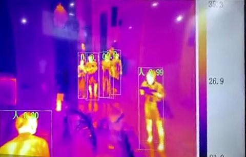格物优信测温红外热像仪带识别追踪产品介绍