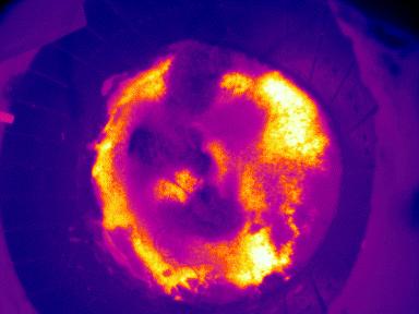 格物优信高炉炉内红外热像监控系统