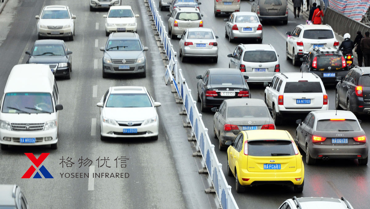 红外热成像技术在行人和非机动车检测方面的应用
