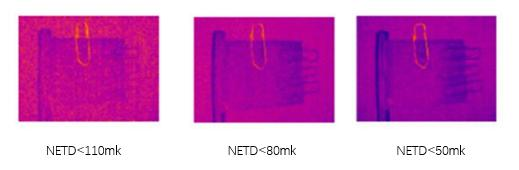 红外热像仪究竟能测多远、多小的目标?