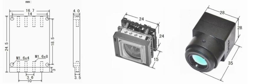 YS640系列红外机芯