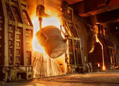 红外热像仪在冶金行业中的应用