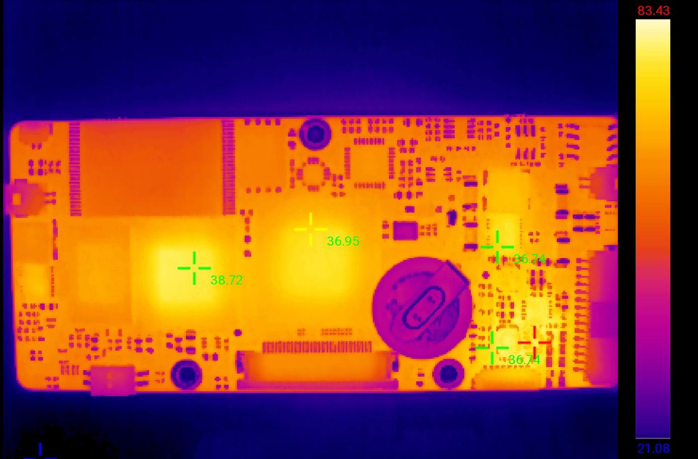 红外热像仪在电路板制造行业的应用