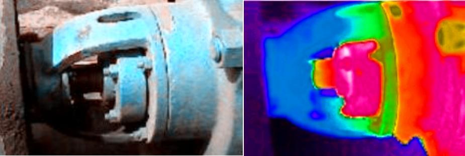 红外热像仪在轴承检测方面的应用