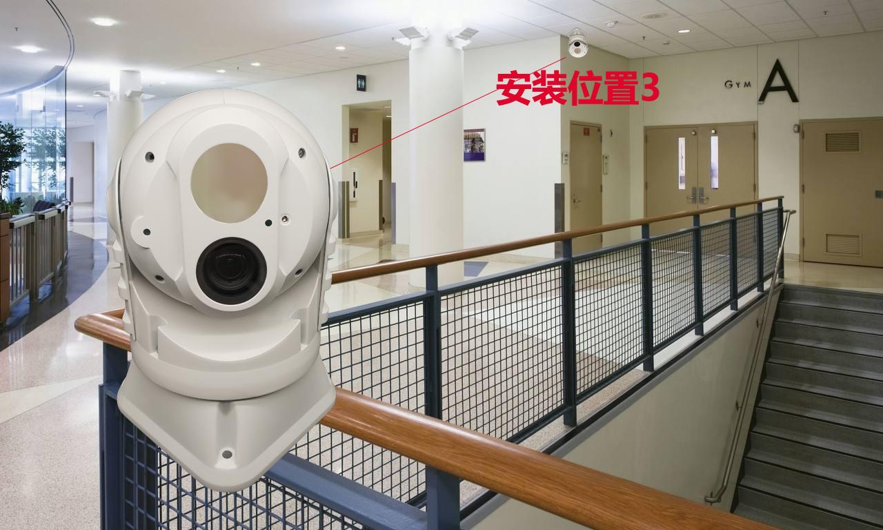 格物优信双光谱红外热像仪用于学生体温检测