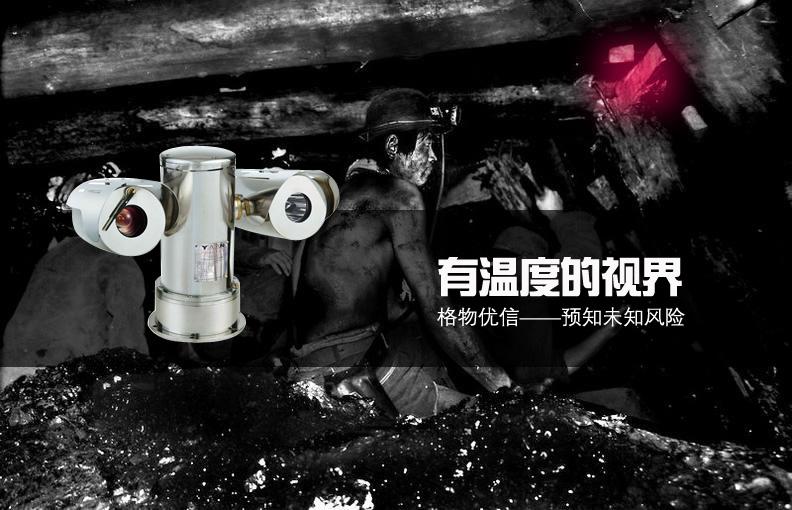 防爆型红外热像仪