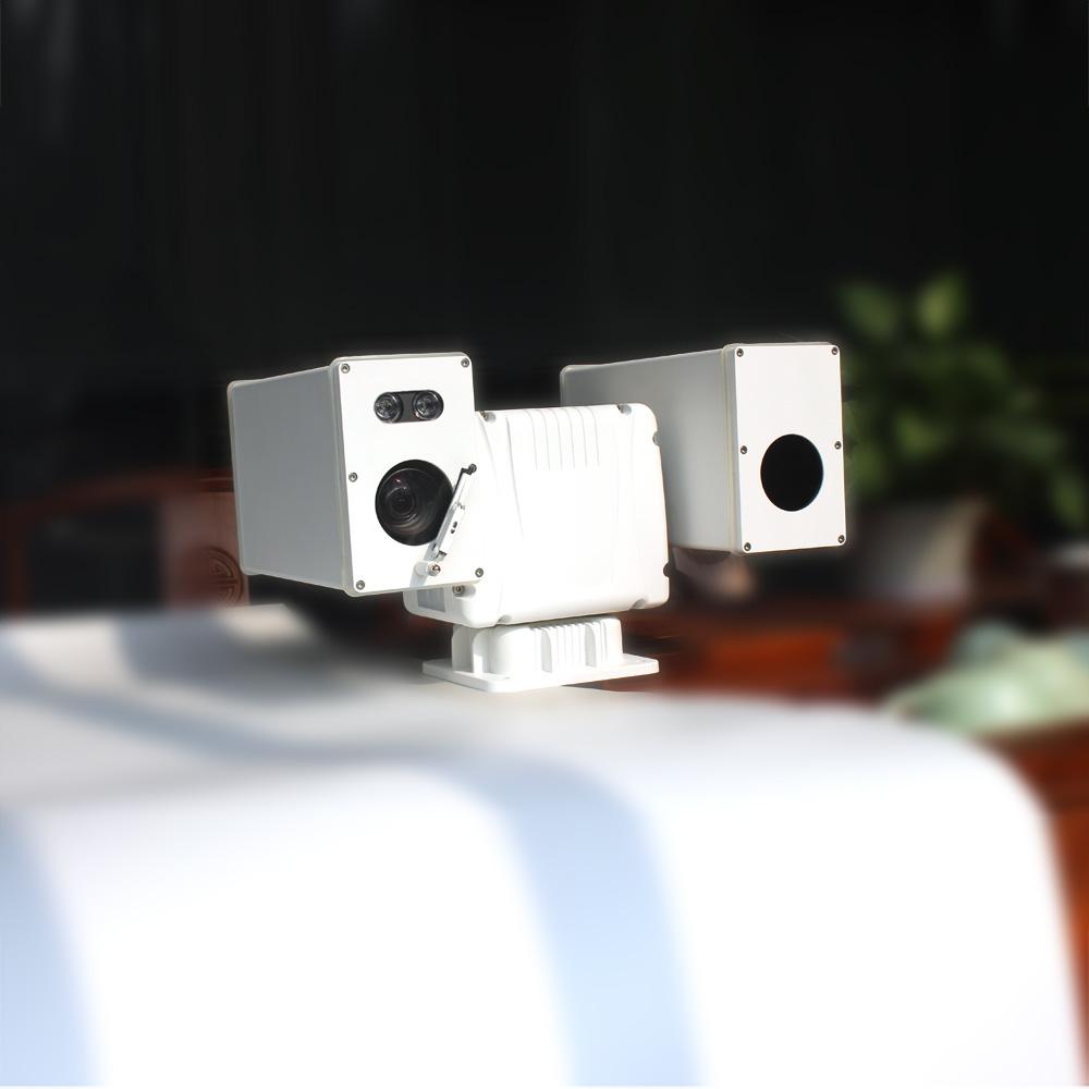 热像仪双光谱T型摄像机3