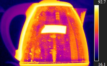 物体表面温度与发射率的关系