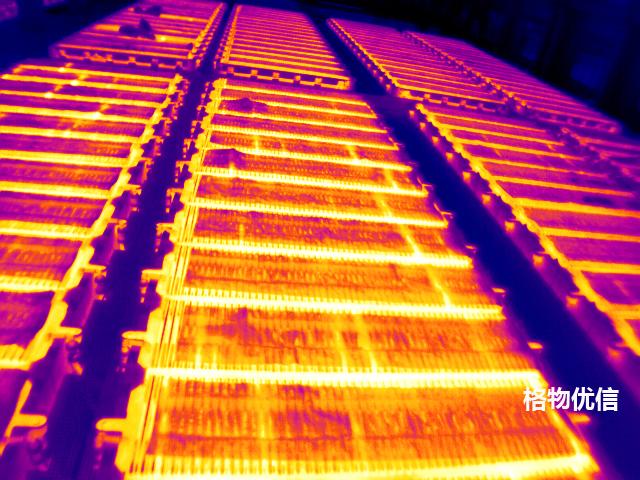 红外热像仪应用于电解槽故障在线监测