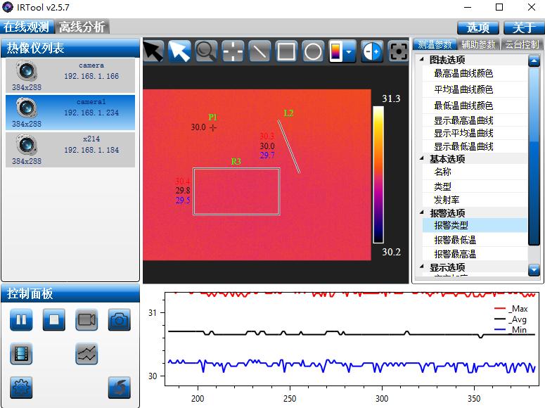 红外热像仪的故障情况分析以及处理