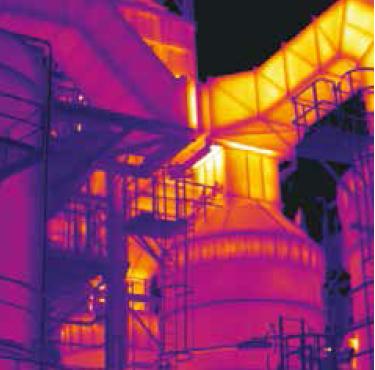热成像危化品仓库监控方案