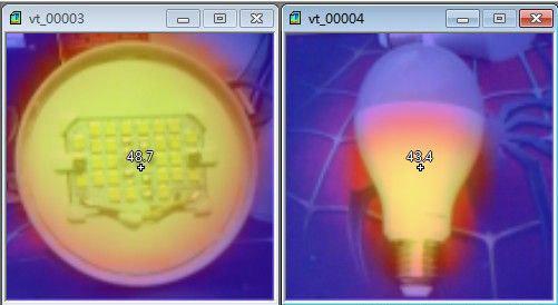 红外热像仪助力LED生产与发展