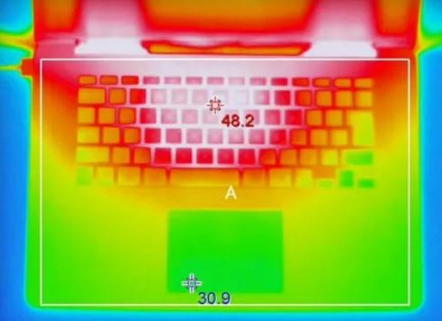 红外热像仪辅助电子产品散热方案设计
