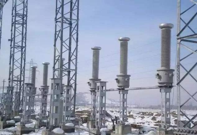 三相变电站测温监控