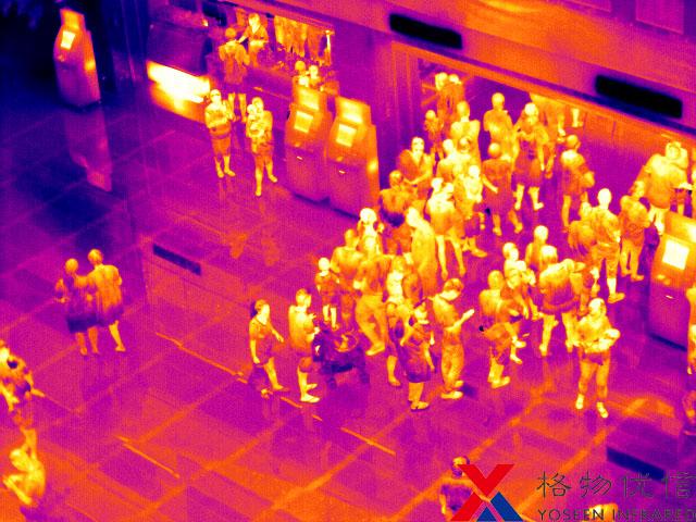 红外热像仪视场角与分辨率的关系