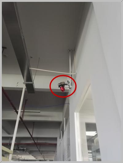 厂房红外热像监控方案