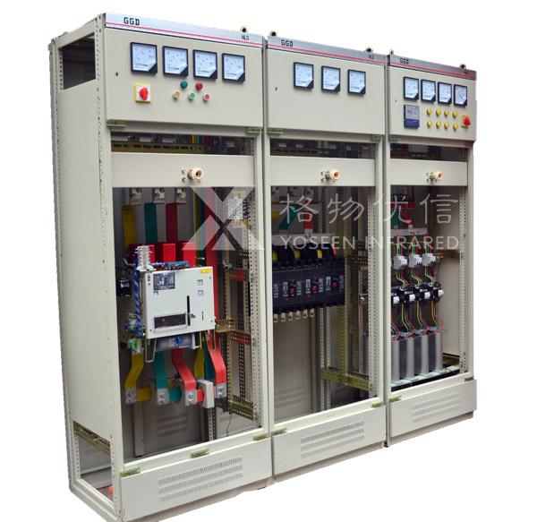 配电柜卡片式热成像在线监控系统