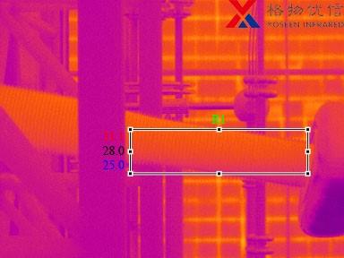 红外热像仪应用于船用输热管道无损检测