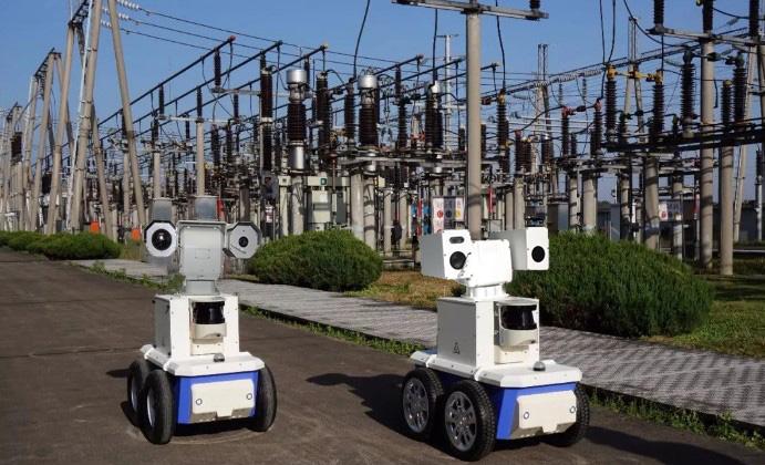 机器人搭载红外热像仪—开创智能巡检新局面