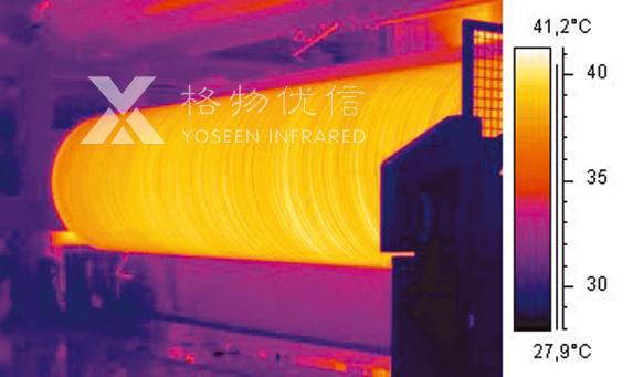 红外热像仪用于变压器油枕检测