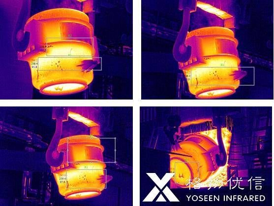 钢铁冶炼设备检测方法都在这里!鱼雷罐、钢包、钢渣、高温转炉…