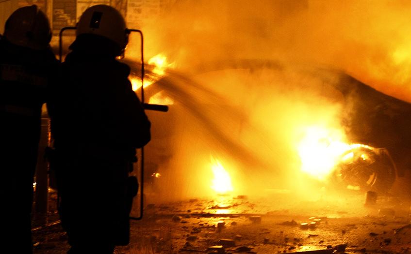 红外热像仪的消防应用