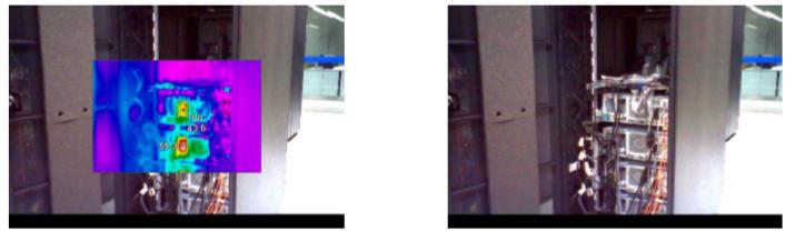 电力机房红外热像仪检测