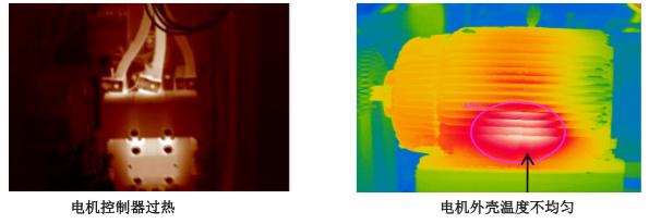 红外热像仪电机检测实用性