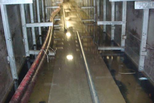 电缆沟与电缆井的红外监测方法
