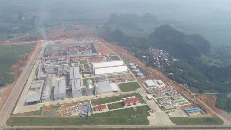 蔗糖厂蔗渣堆场在线监控系统