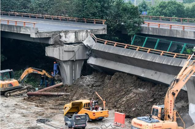 红外热像仪检测公路桥梁开裂渗漏
