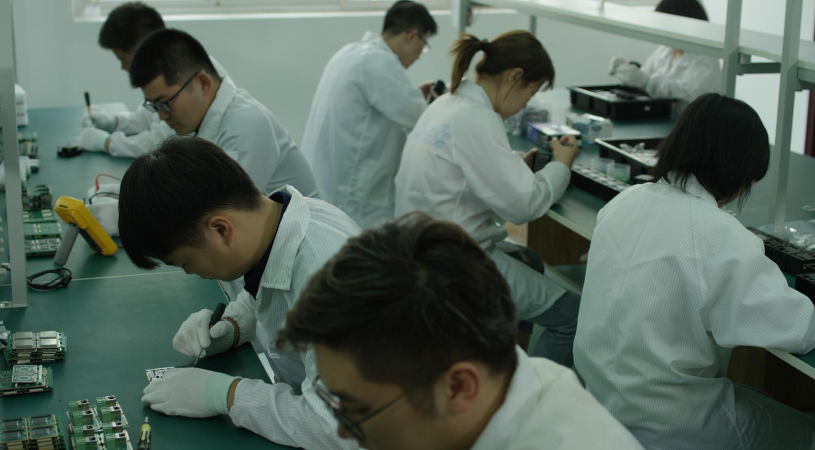 红外热成像技术应用于动植物科学研究
