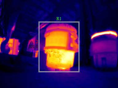 铁水罐监测系统