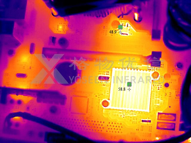 红外热像仪解决电路板制造行业痛点