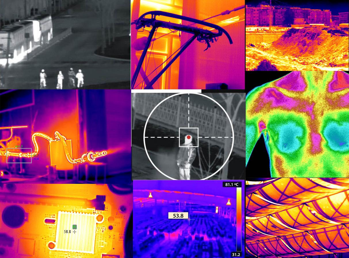为什么工业生产中要用红外热成像仪?