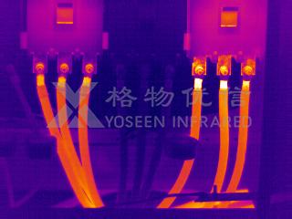红外热像仪保障工业生产和家庭生活用电安全