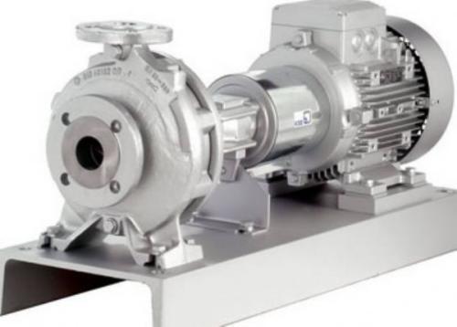 红外测温仪检测联苯站热媒循环泵