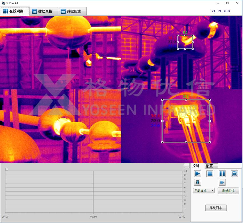 热成像仪高压泵在线监控系统
