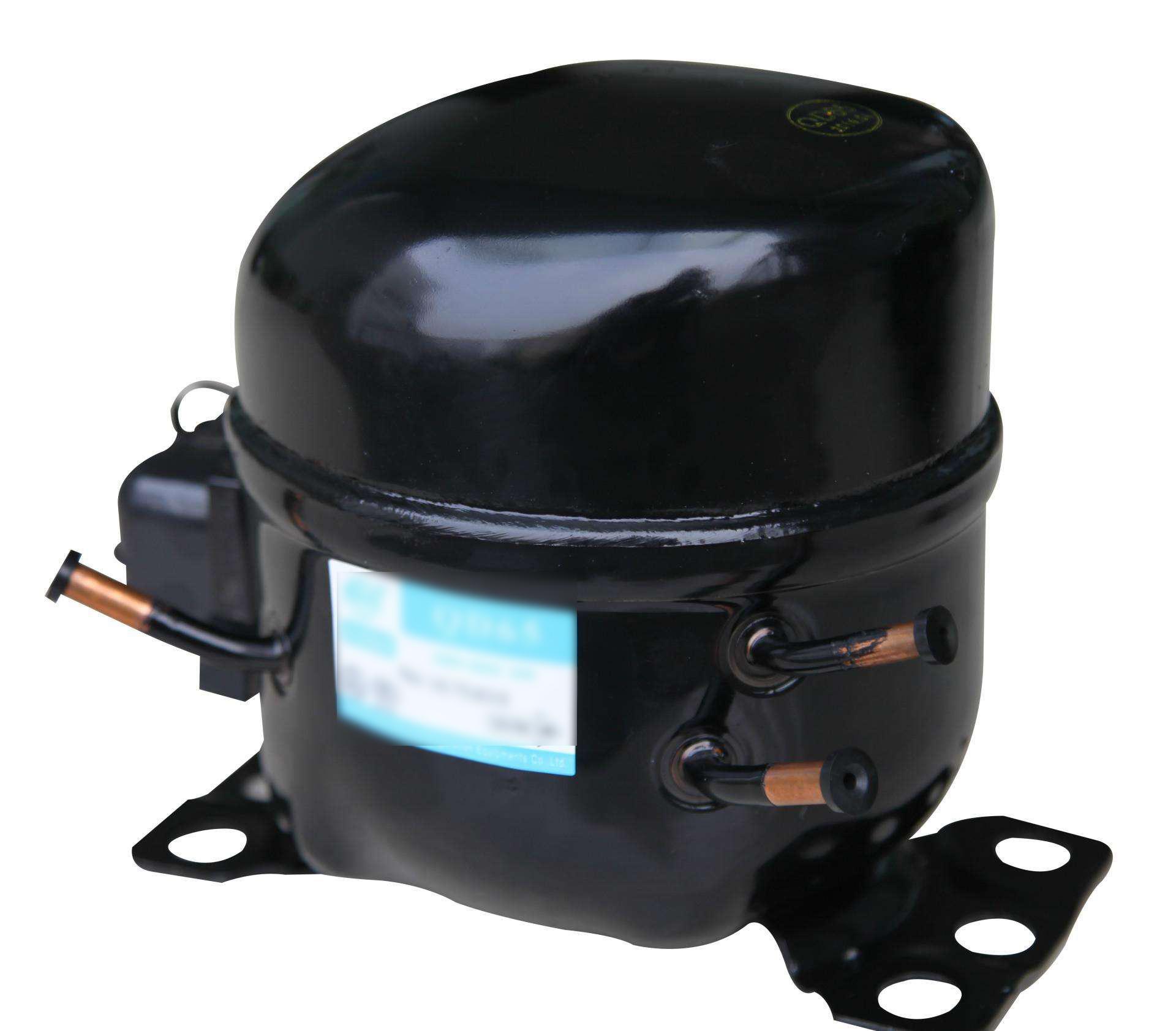 红外热像仪在冰箱压缩机的制冷检测