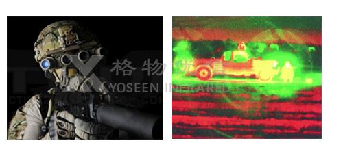 军事领域中的红外技术