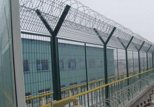 红外热成像仪监控监狱周边的应用