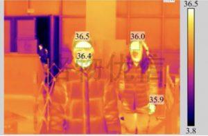为什么红外人体测温热像仪测体温会偏低