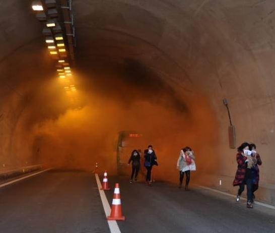 红外热像仪应用于隧道火灾监控预警