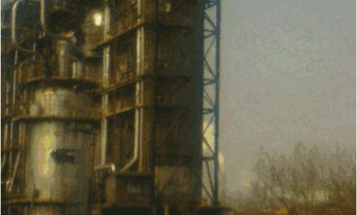 红外热像仪在裂解炉上的应用