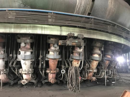 冷却壁、送风支管监测系统技术方案